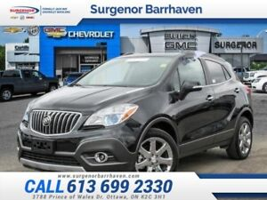 2016 Buick Encore Leather  - Sunroof - $212.16 B/W - Low Mileage