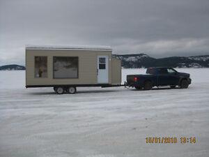 Cabane à Pêche Saguenay Saguenay-Lac-Saint-Jean image 3