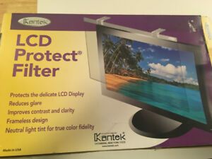 Kantek LCD Protect Filter for 21.5 - 22 inch Widescreen LCD