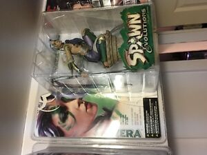 ZERA SPAWN EVOLUTIONS SERIES 29 MCFARLANE FIGURE