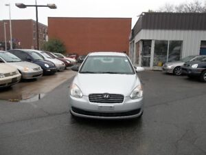 2007 Hyuindai Accent Sedan 116000 km only km safety and E test