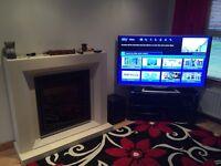 "60"" SHARP AQUOS 3D Smart Tv"