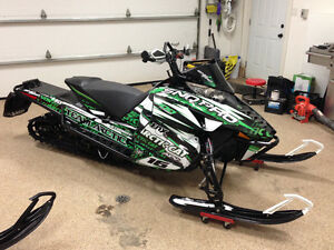 2012 Arctic Cat 1100 XF Turbo Limited
