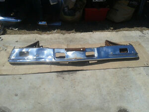 1968 Chevy Chevelle original used front bumper (BP113)