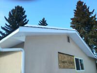 Siding repairs and installations