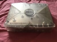 Xbox Original Crystal Console Only custom firmware