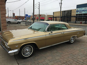 1962 Impala SS 50th Anniversary Gold Edition