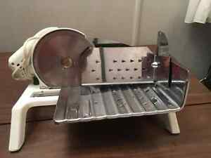 Rival Electric Meat Precision Slicer