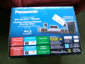 Panasonic Blu-ray Home Theater Sound System