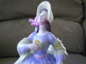 "Royal Doulton Figurine - "" Clare "" HN 2793 Kitchener / Waterloo Kitchener Area image 6"