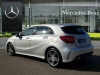 2017 Mercedes-Benz A Class A200d AMG Line 5dr Hatchback Diesel Manual