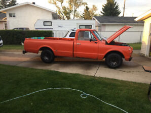1967 GMC C10 ** trade for diesel truck**