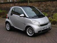 EXCELLENT EXAMPLE!!! 2008 SMART FORTWO 1.0 PASSION 2dr AUTO, SUNROOF, LONG MOT