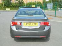 2008 08 Honda Accord 2.2 i DTEC EX 4dr ADAS WITH TOP SPEC+1 OWNER++