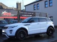 2014 Land Rover Range Rover Evoque 2.2 SD4 Dynamic Hatchback AWD 5dr