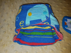 Cloth diapers and accessaries