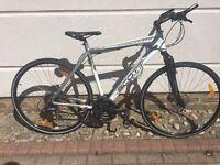 2014 Scott Mountain Hybrid Bike Large Frame Disk Brakes