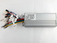 60V 1500W Electric Bicycle Brushless Motor Controller For E-bike