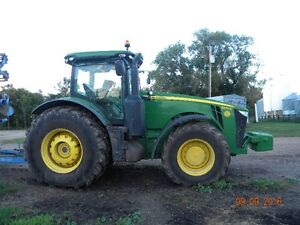2014 JD 8370 R Tractor