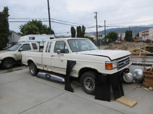 Parting out my 1989 Ford F-150