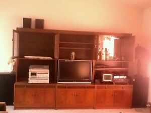 3 piece entertainment unit wetaskiwin