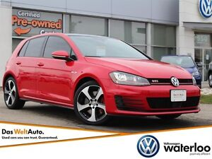 2015 Volkswagen Golf GTI 5-Dr Performance - LOCAL TRADE