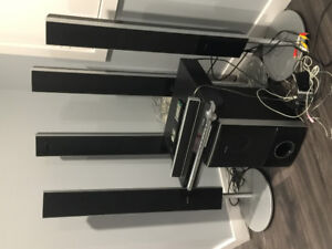 Sony Surround Sound System - As is