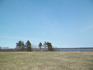 2-Acre Waterfront Lot 30 min from Charlottetown