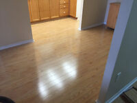 Laminate/Vinyl/Sheet Flooring - Insured & WSIB Covered