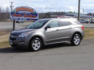 2011 CHEVROLET EQUINOX***AWD***HEATED LEATHER***POWER LIFT GATE