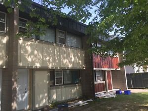 100% reno'd 2-brm apt on Rotary Trail, includes utilities, May 1
