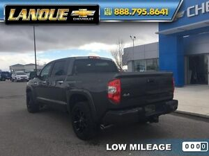 2016 Toyota Tundra Platinum   LOADED-AWD-LOW KMS-LEATHER