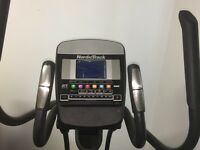 NordicTrack E7.1 Elliptical Cross Trainer, Black/Grey
