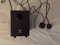 Logitech LS21 Sub Speaker