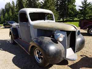 1939 Chevrolet pick up hot rod project