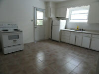 Furnished apt located 5 minutes from downtown. Available SEPT