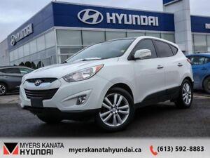 2013 Hyundai Tucson LIMITED W/NAV  - $119.34 B/W