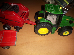 1:64 scale farm toys