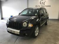 2008 JEEP COMPASS 2.0 CRD Limited 5dr