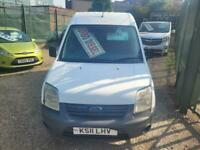 2011 FORD TRANSIT CONNECT High Roof Van TDCi 90ps , CD PLAYER , NO VAT