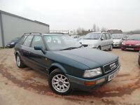 Audi 80 2.6 PETROL AUTO CLASSIC 12 MONTHS MOT