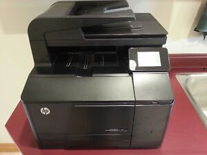 HP M276nw Colour Laser Printer / Scanner - no dried ink again!