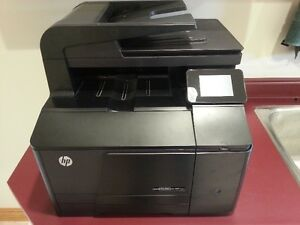HP M276nw Colour Laser Printer / Scanner - no dried ink again! Windsor Region Ontario image 1