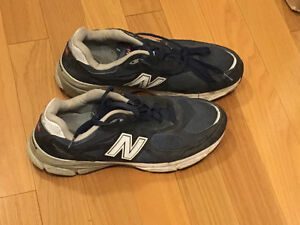 Nike - blue running shoes/sneakers - Great condition!