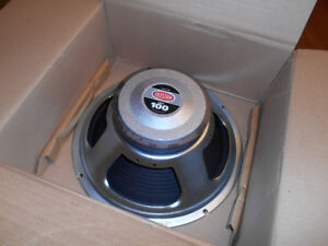 New Celestion G12T-100 to trade for Shure SM58