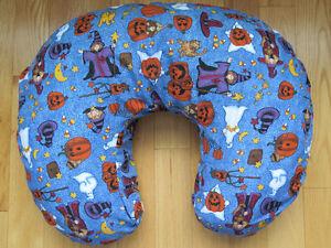 100% Cotton Breastfeeding / Nursing Pillow Covers - Brand New!