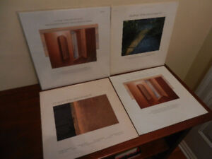 Vinyl Records/LP's Windham Hill Records Samplers Lot of 4