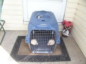 PetCargo Dog transportation cage for airlines.