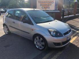 Ford Fiesta 1.4TDCi 2007 Style Climate 3 door