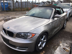 2008 BMW 128i convertible just arrived at Pic N Save!